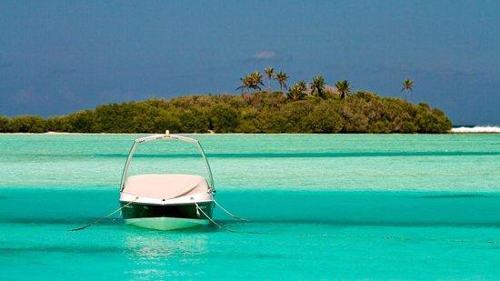 Cinnamon Dhonveli Maldives: view from beach