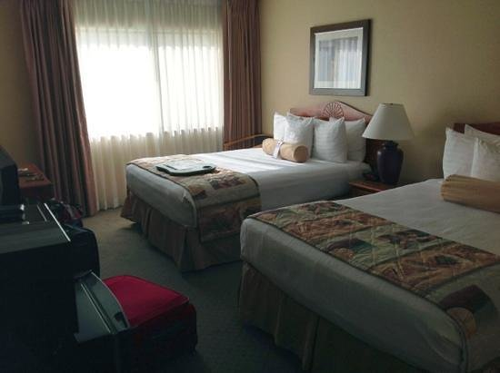 Best Western Plus Tempe By The Mall: BW Tempe by the mall - Room