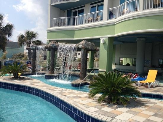 Wyndham Vacation Resorts Towers on the Grove: awesome lazy river