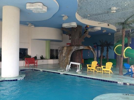 Wyndham Vacation Resorts Towers on the Grove: even fun for adults