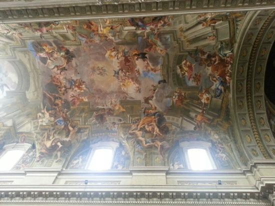 Chiesa di Sant'Ignazio di Loyola: Photo of Church of Sant'Ignazio Di Loyola taken with TripAdvisor City Guides