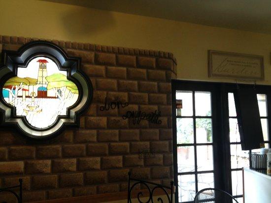 Secret Garden Cafe: Cafe