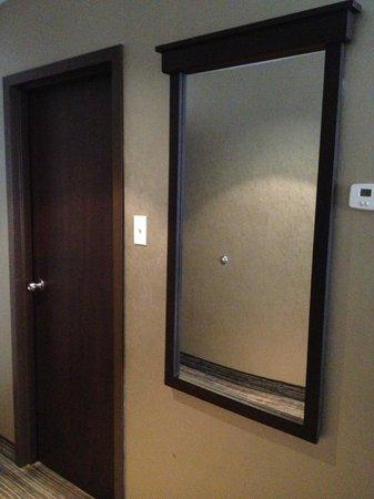 Hotel Ambassadeur Quebec: Mirror