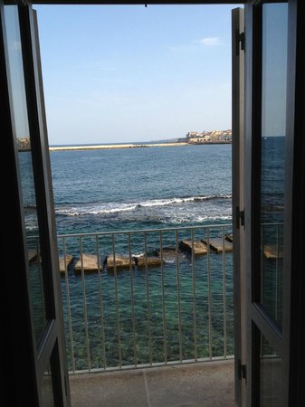 Musciara Siracusa Resort: view from our room
