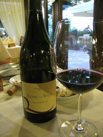 Nuovo Ranch: Uma excelente carta de vinhos.