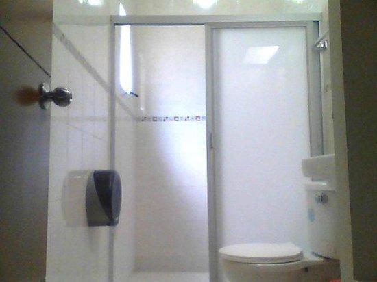 Posada Garibaldi: Todas las habitaciones tienen su baño privado