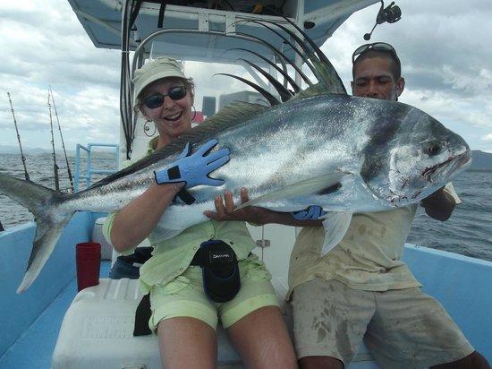 Buena Vista Sportfishing: pez gallo  roosterfish