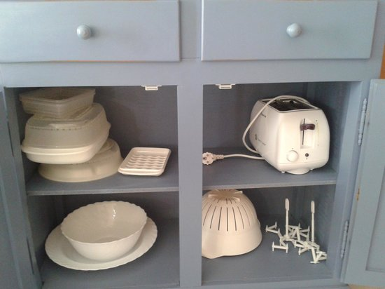 Apartamentos Cala d'Or Playa: utensilios de cocina