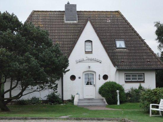 Nochmals Haus Ingeborg Picture of Hotel Anka Norddorf