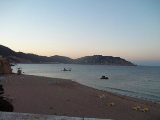 Playa de Es Figueral : lovely scenery