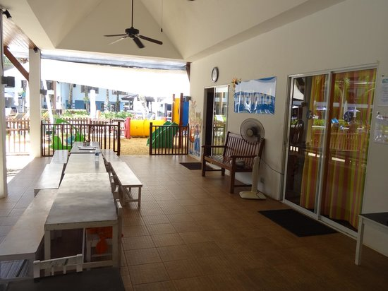 Sunwing Bangtao Beach: Childrens activity area