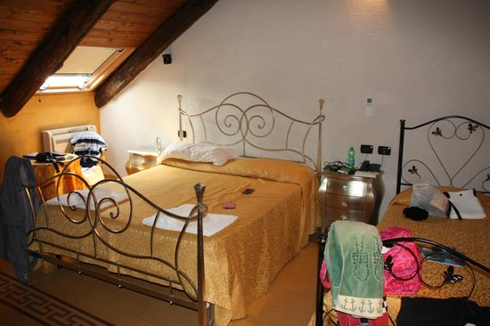 Residenza Il Duomo: Unser Zimmer Nr. 6