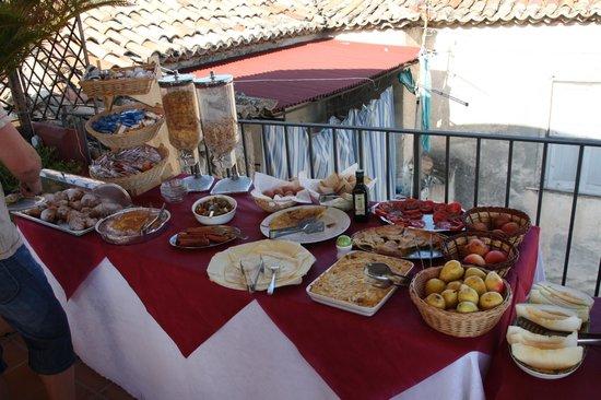 Residenza Il Duomo: Frühstücksbuffet