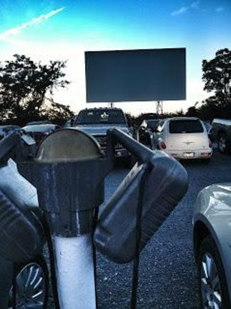 The Family Drive-In Theatre: the movie's about to start