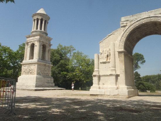 Site archéologique de Glanum : Glanum
