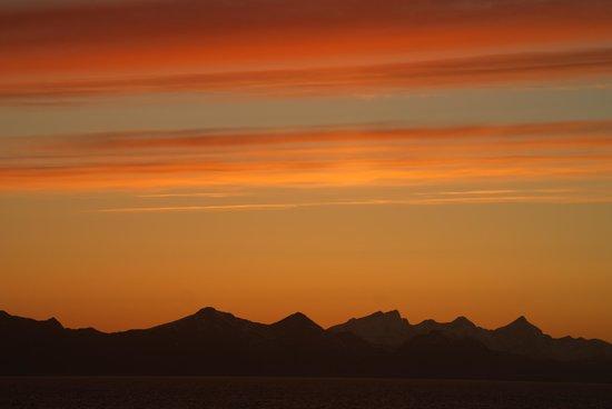 Lofoten Island: Lofoten au couchant : le rêve non ?