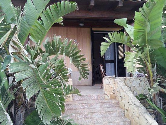 Oasis Resort : Bilocale piano terra .