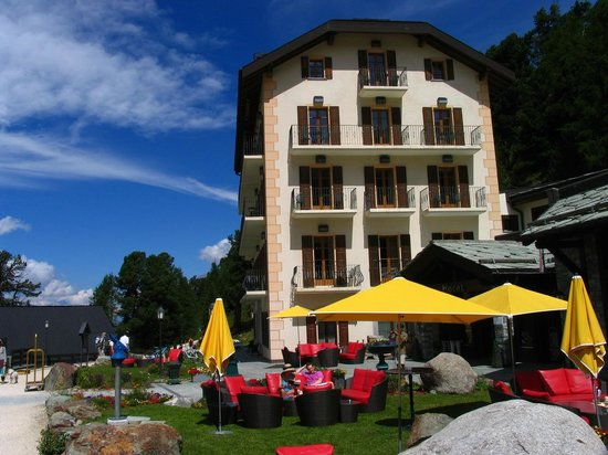 Gornergrat: The Riffelalp Resort