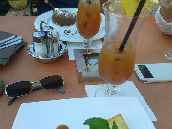 Part Café: drinks