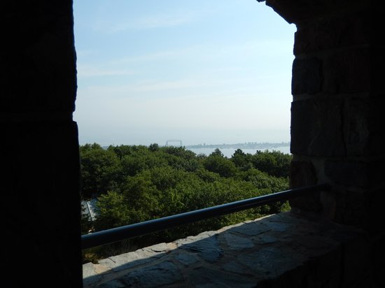 Enger Park and Tower: view from Enger Tower