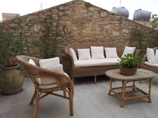 Pietre Antiche Appartamenti: terrazza
