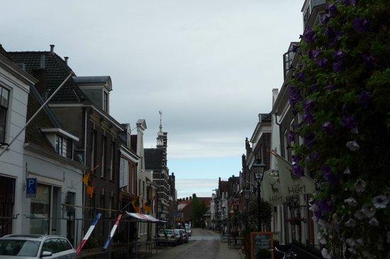 Het Hert : located in nice old street