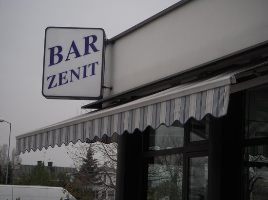 Marghera, Italie : Bar Zenit