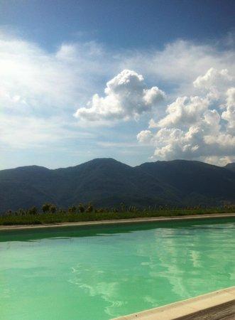 Agriturismo podere Montaglioni: Pool