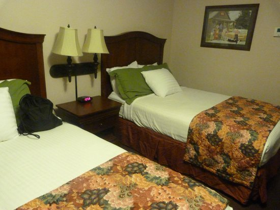 Days Inn Oklahoma City/Moore: habitacion