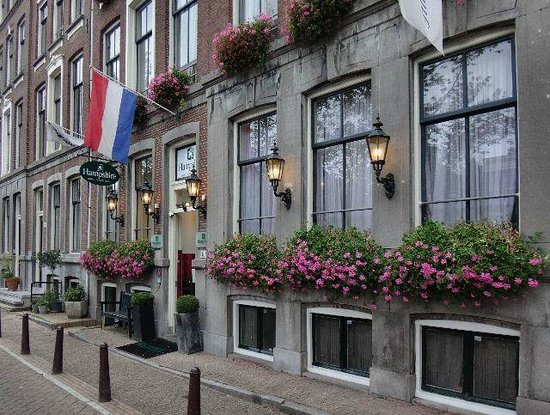 Prinsengracht Hotel: The Hotel