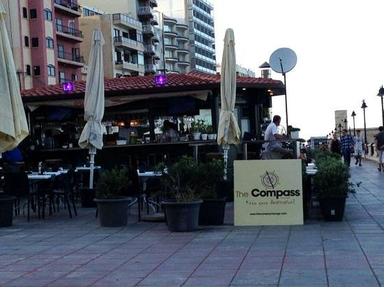 The Compass Lounge: The Compass