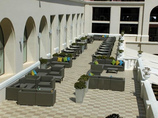 Bar Terraza Picture Of The Westin Dragonara Resort Malta