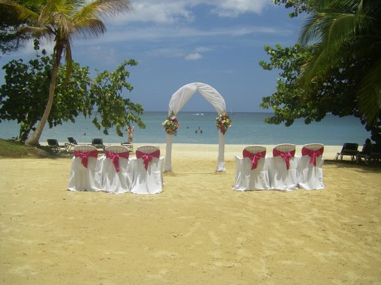 our wedding venue picture of hotel riu palace tropical bay negril rh tripadvisor co za