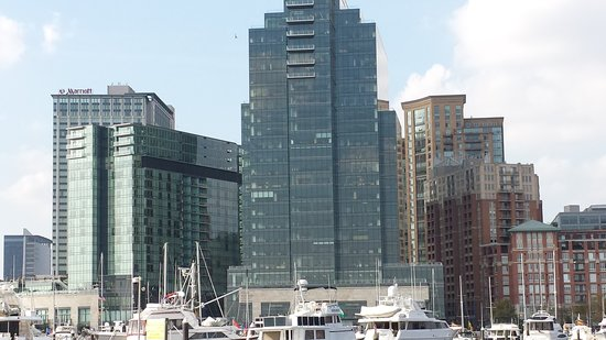 Hilton Garden Inn Baltimore Inner Harbor: Harbor East Hotels from the bay