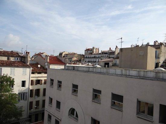 Premiere Classe Marseille Centre : vue depuis la chambre