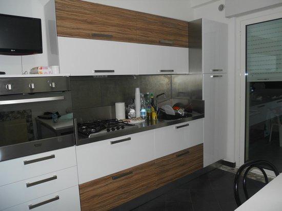 Costa Residence: interno/angolo cottura