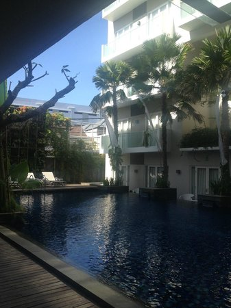 Grand Ixora Kuta Resort: Beautiful