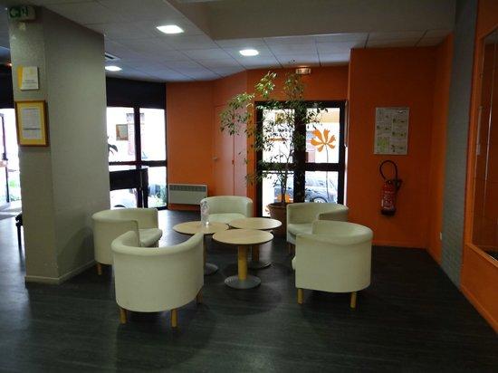 Premiere Classe Marseille Centre: salle à manger
