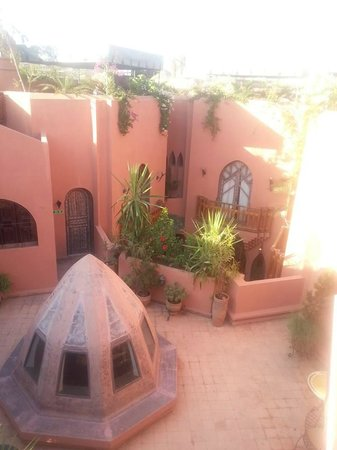 Riad Amira Victoria: View from the roof