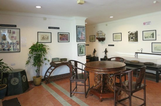 Hotel Puri: Mini museum that showcases all the artefacts of the hotel