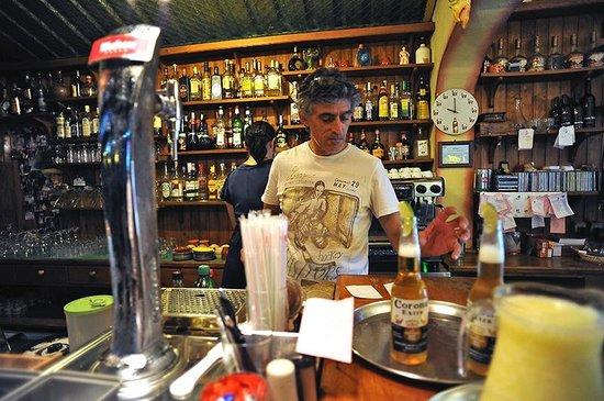 Rosa's Cantina : Bar
