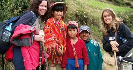 Machu Travel Peru Day Tours: Pleasant moments