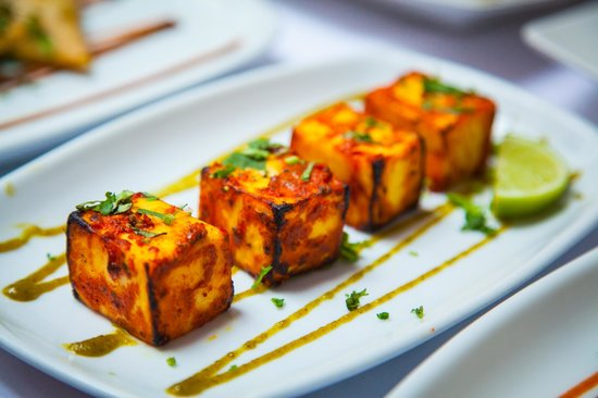Indian Moment: Paneer Tikka