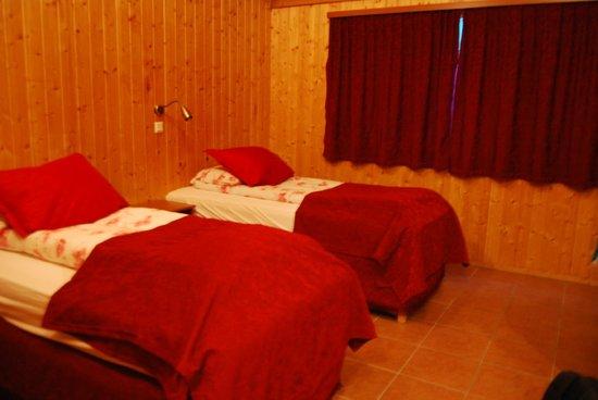 Hotel Hofdabrekka: room