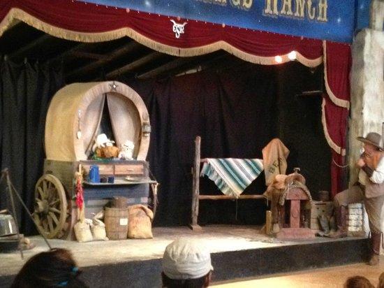 Enchanted Springs Ranch: show