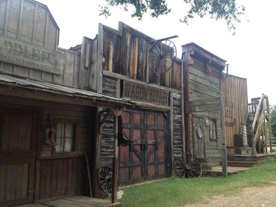 Enchanted Springs Ranch: Like in a movie!
