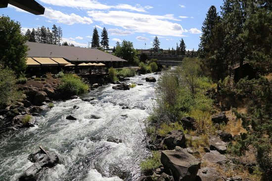 Riverhouse on the Deschutes : Deshutes River