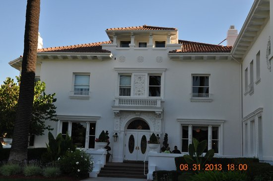 Dolce Hayes Mansion: Hotel
