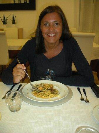 Victoria Palace Hotel: cena
