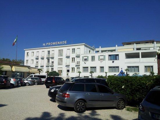 Hotel Picture Of Hotel Promenade Universale Cesenatico